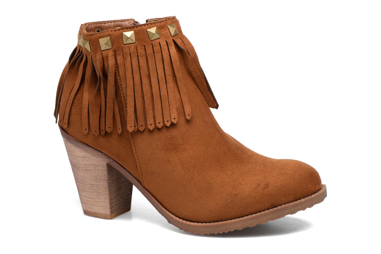 Bottines et boots Refresh Talin Marron vue détail/paire
