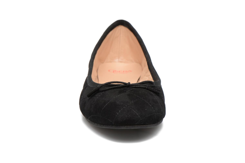 Ballerines Opéra national de Paris El Noir vue portées chaussures