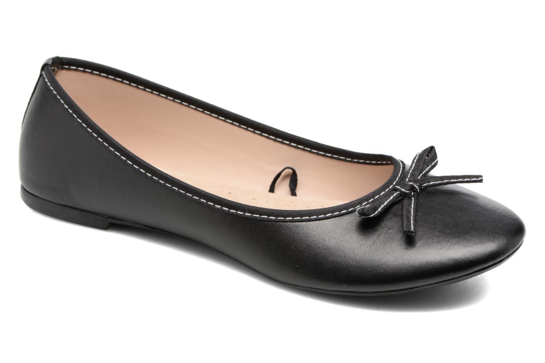 Ballerine couture Noir