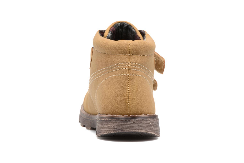 Bottines et boots Xti Stimi 53333 Beige vue droite