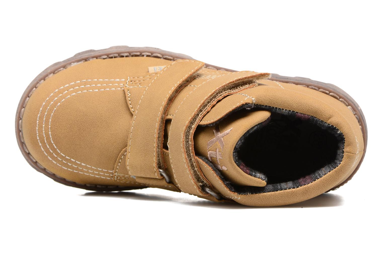 Bottines et boots Xti Stimi 53333 Beige vue gauche