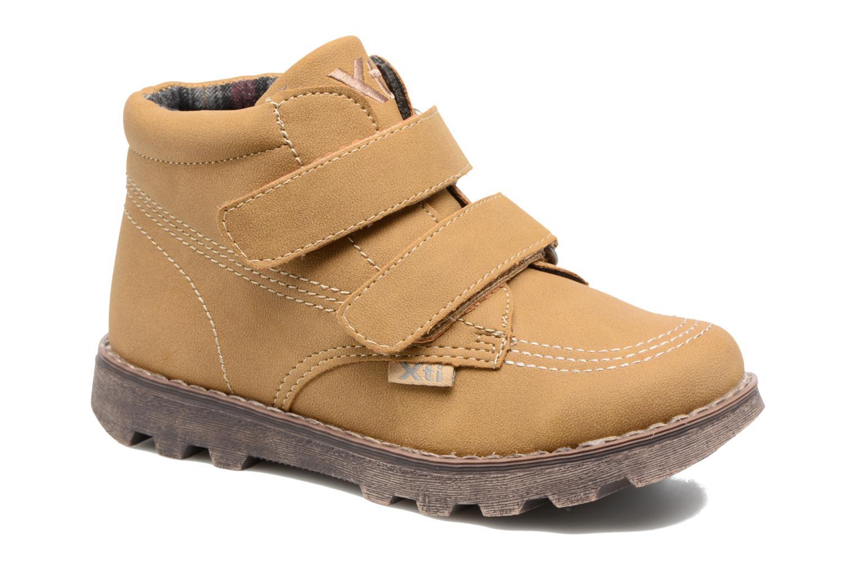 Bottines et boots Xti Stimi 53333 Beige vue détail/paire