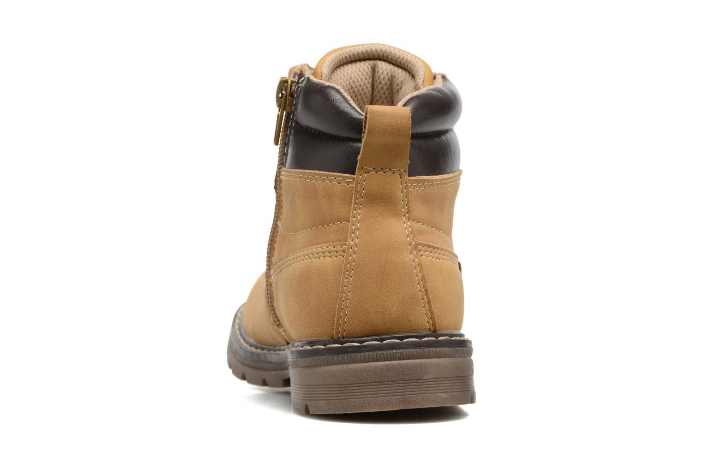 Bottines et boots Xti Antos 53924 Noir vue droite