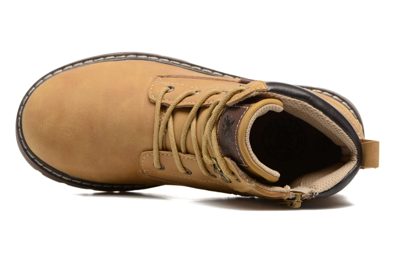 Bottines et boots Xti Antos 53924 Noir vue gauche
