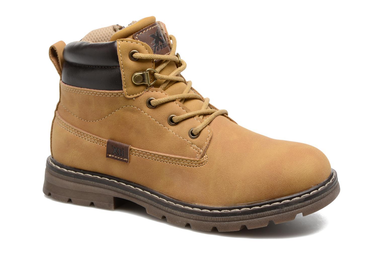 Bottines et boots Xti Antos 53924 Noir vue détail/paire