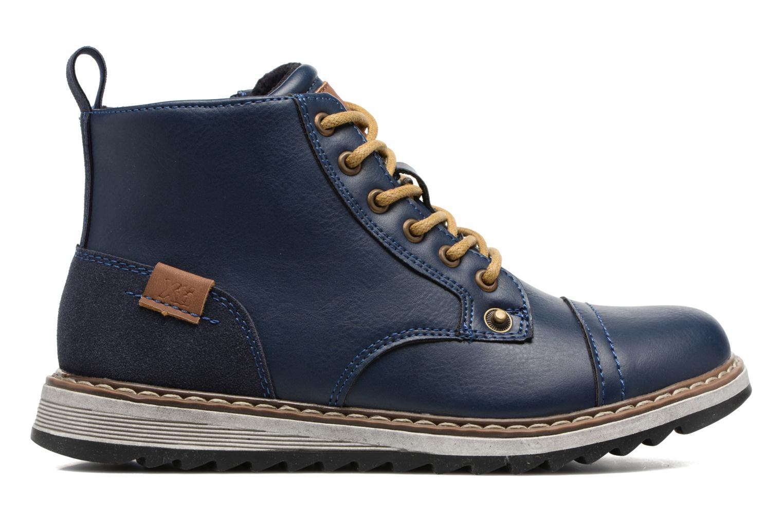 Bottines et boots Xti Lucusa 53928 Bleu vue derrière