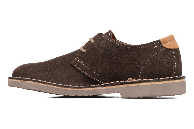 Chaussures à lacets Xti Constano 53949 Marron vue face