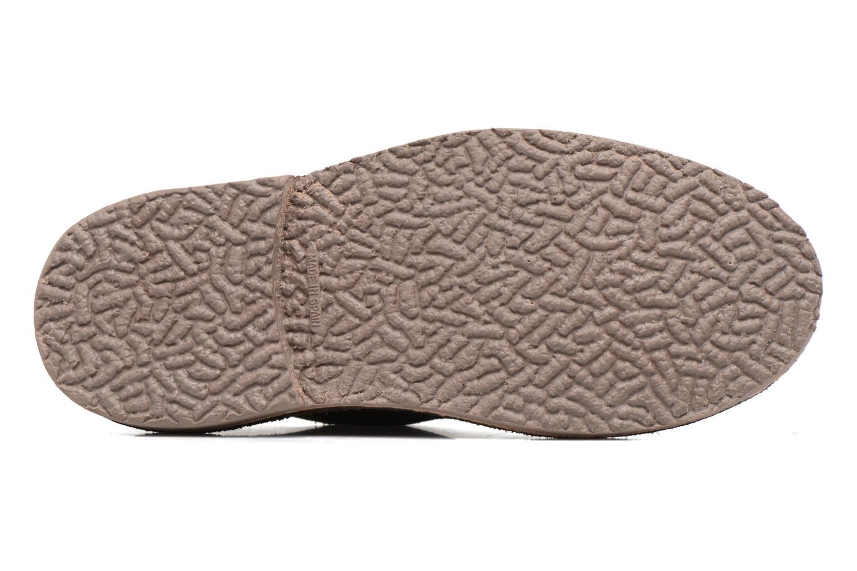 Chaussures à lacets Xti Constano 53949 Marron vue haut