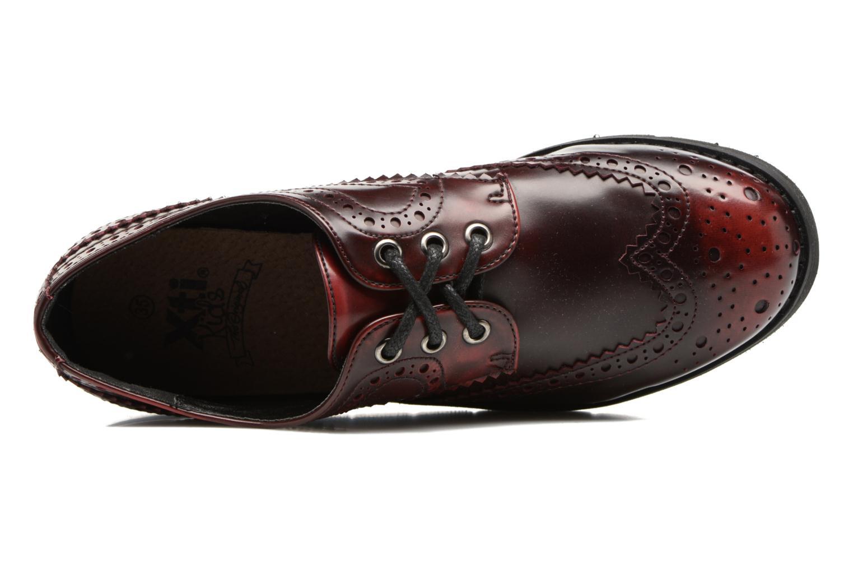 Chaussures à lacets Xti Luna 53960 Bordeaux vue gauche