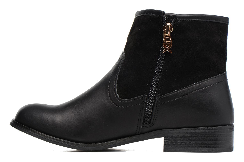 Bottines et boots Xti Dixi 46010 Noir vue face