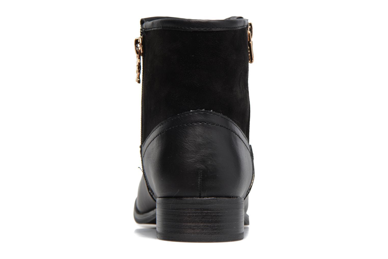 Bottines et boots Xti Dixi 46010 Noir vue droite