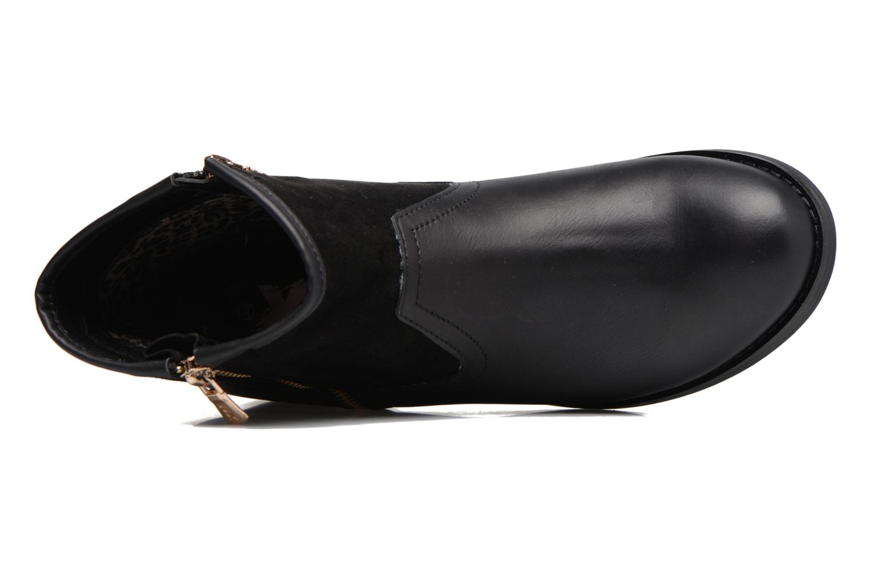 Bottines et boots Xti Dixi 46010 Noir vue gauche