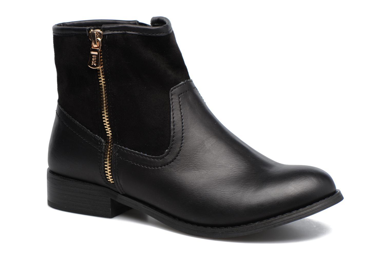 Bottines et boots Xti Dixi 46010 Noir vue détail/paire