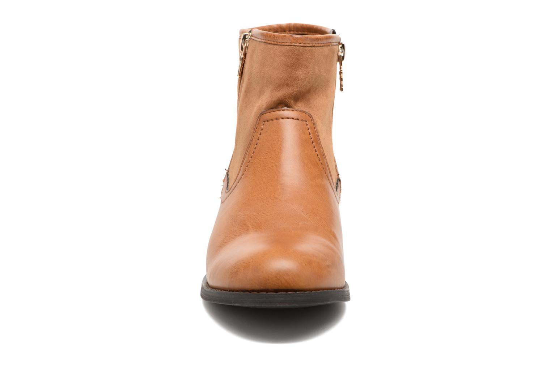 Bottines et boots Xti Dixi 46010 Marron vue portées chaussures