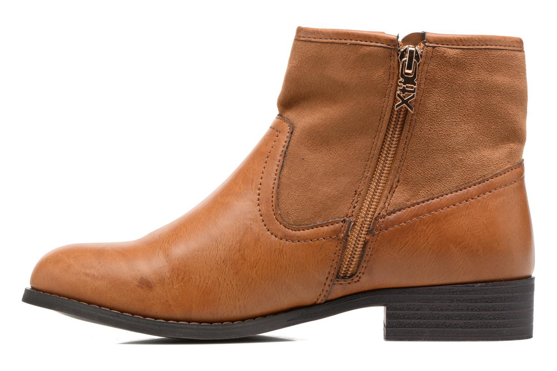 Bottines et boots Xti Dixi 46010 Marron vue face