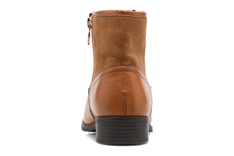 Bottines et boots Xti Dixi 46010 Marron vue droite