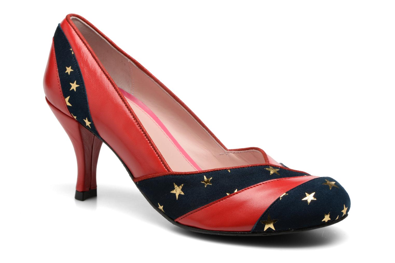 Zapatos de tacón Annabel Winship Umathurman Rojo vista de detalle / par