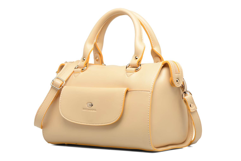 Handbags Hexagona Mini Yellow model view