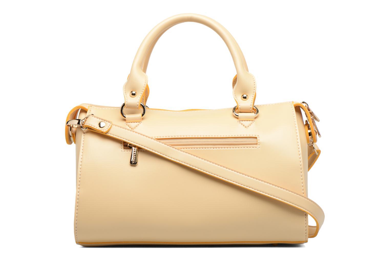 Handbags Hexagona Mini Yellow front view