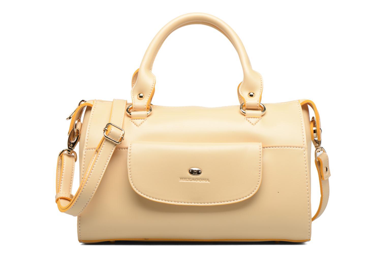 Handbags Hexagona Mini Yellow detailed view/ Pair view