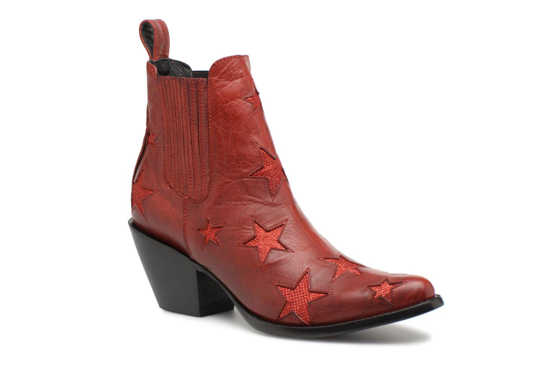 Grandes descuentos últimos Botines zapatos Mexicana Circus 2 (Rojo) - Botines últimos  Descuento 9de4e7