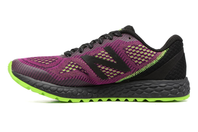 Chaussures de sport New Balance WTGOBI Violet vue face