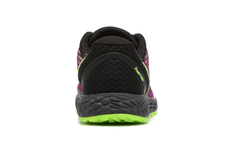 Chaussures de sport New Balance WTGOBI Violet vue droite