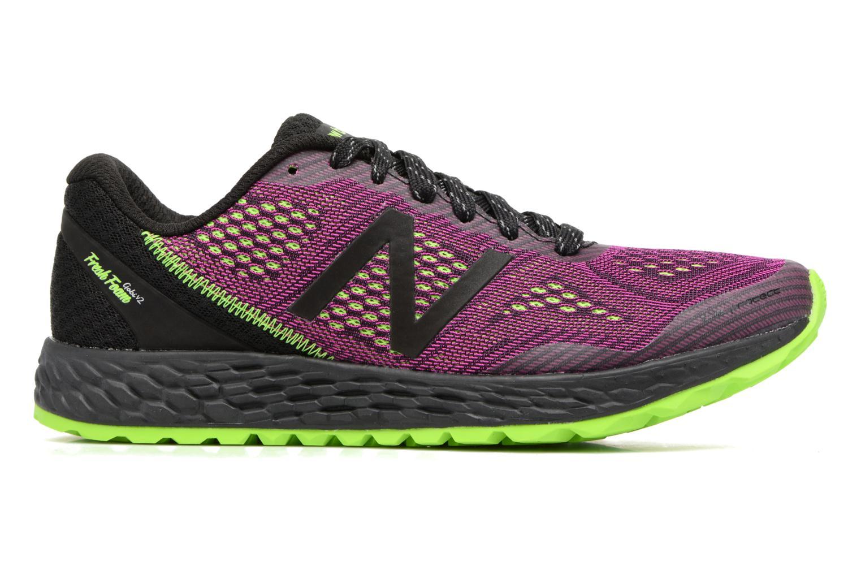 Chaussures de sport New Balance WTGOBI Violet vue derrière
