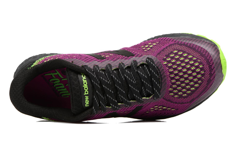 Zapatillas de deporte New Balance WTGOBI Violeta      vista lateral izquierda