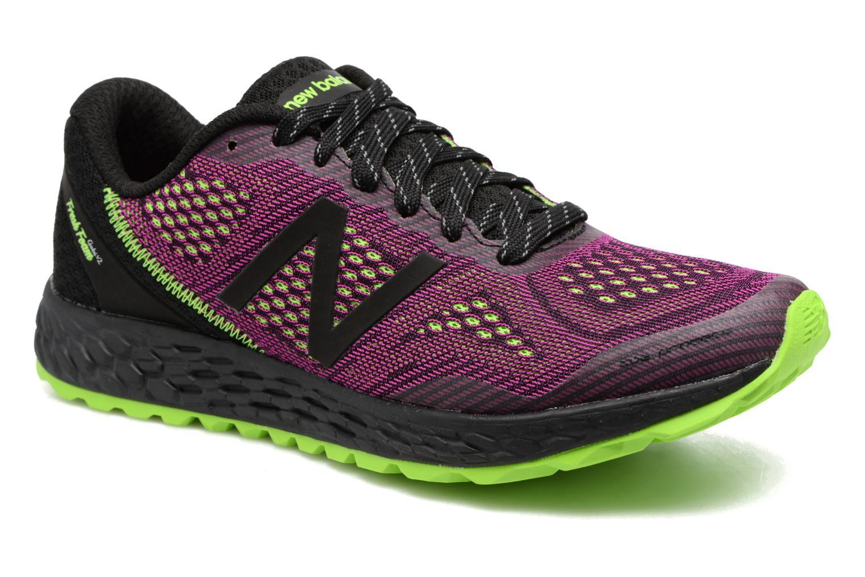 Chaussures de sport New Balance WTGOBI Violet vue détail/paire