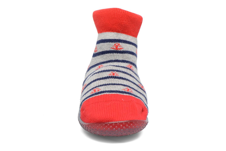 Socken & Strumpfhosen SARENZA POP Chaussons Chaussettes POP  Slippers blau schuhe getragen