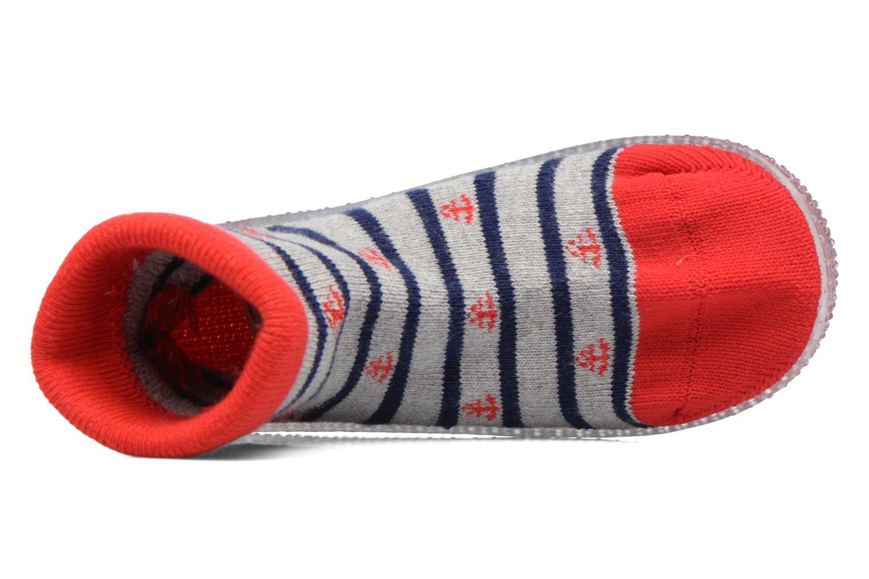 Socken & Strumpfhosen SARENZA POP Chaussons Chaussettes POP  Slippers blau ansicht von links