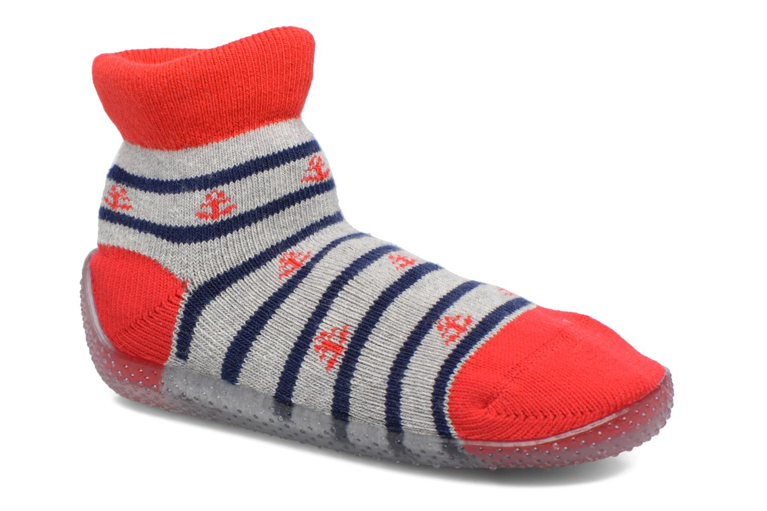 Chaussons Chaussettes POP  Slippers Navy Anchor