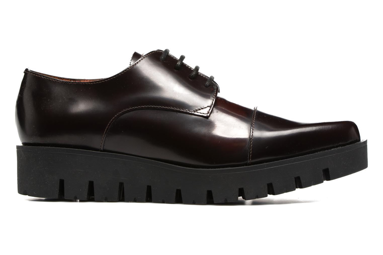 Chaussures à lacets Elizabeth Stuart Millau 308 Bordeaux vue derrière