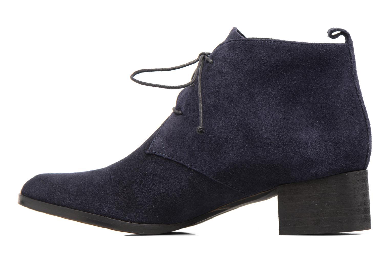 Bottines et boots Elizabeth Stuart Idis 334 Bleu vue face