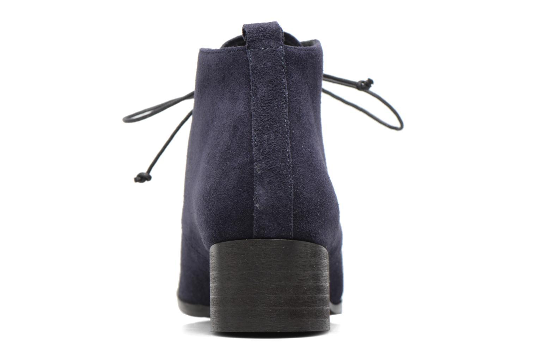 Bottines et boots Elizabeth Stuart Idis 334 Bleu vue droite