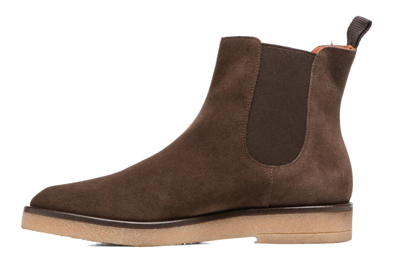 Bottines et boots Elizabeth Stuart Volis 334 Marron vue face