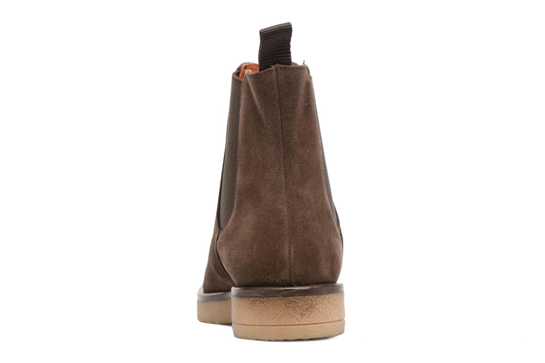 Bottines et boots Elizabeth Stuart Volis 334 Marron vue droite