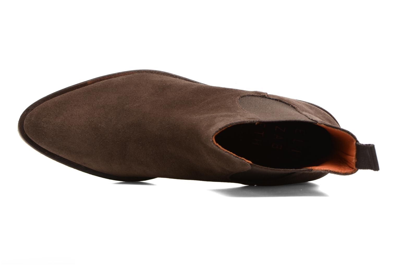 Bottines et boots Elizabeth Stuart Volis 334 Marron vue gauche