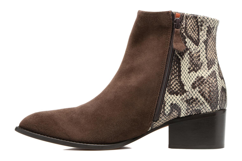 Bottines et boots Elizabeth Stuart Havys 500 Marron vue face