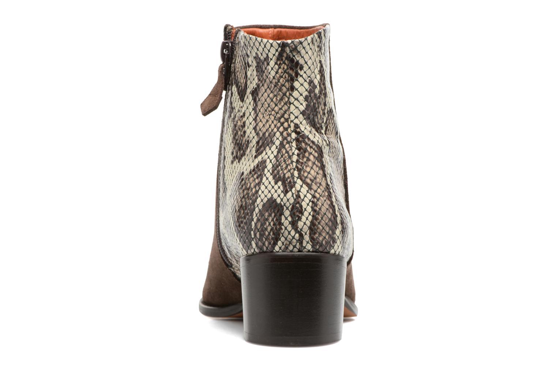 Bottines et boots Elizabeth Stuart Havys 500 Marron vue droite