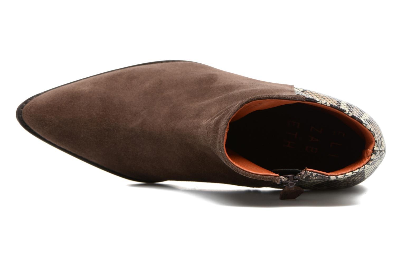 Bottines et boots Elizabeth Stuart Havys 500 Marron vue gauche