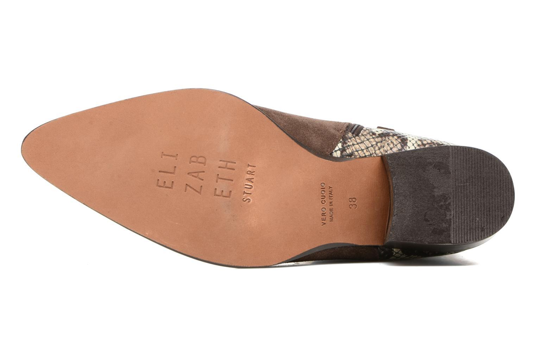 Bottines et boots Elizabeth Stuart Havys 500 Marron vue haut