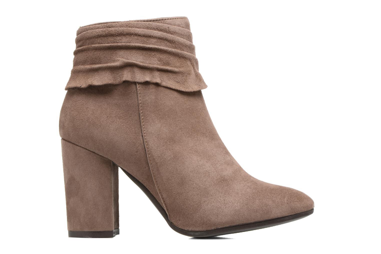 Bottines et boots Elizabeth Stuart Volla Beige vue derrière