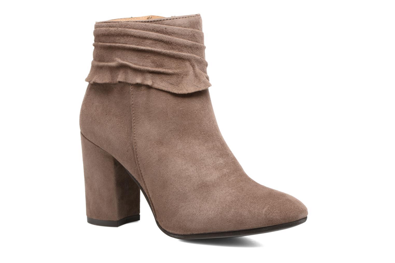Grandes descuentos últimos Botines zapatos Elizabeth Stuart Volla (Beige) - Botines últimos  Descuento c0018a