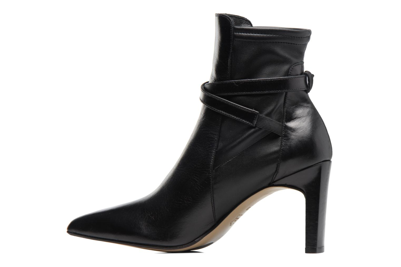 Bottines et boots Elizabeth Stuart Brook 180 Noir vue face