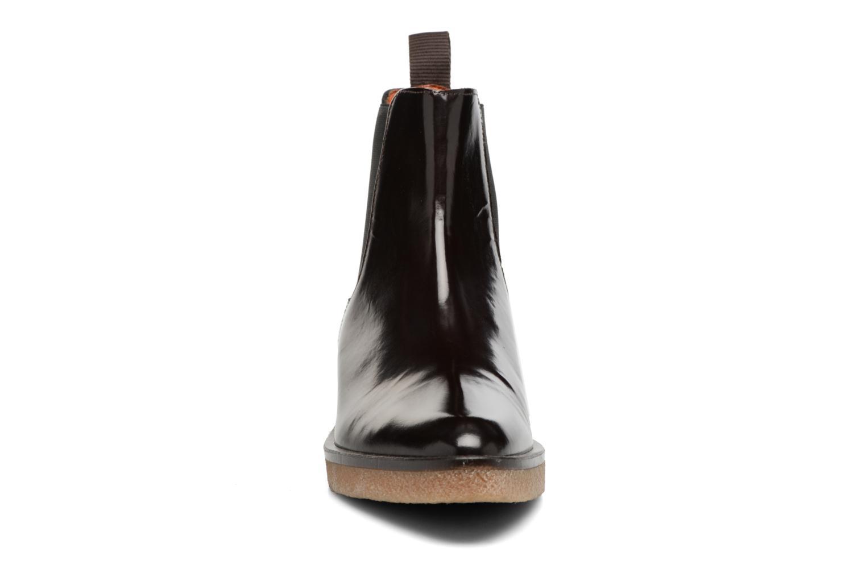 Bottines et boots Elizabeth Stuart Volis 308 Marron vue portées chaussures