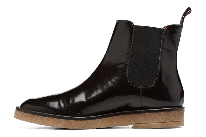 Bottines et boots Elizabeth Stuart Volis 308 Marron vue face