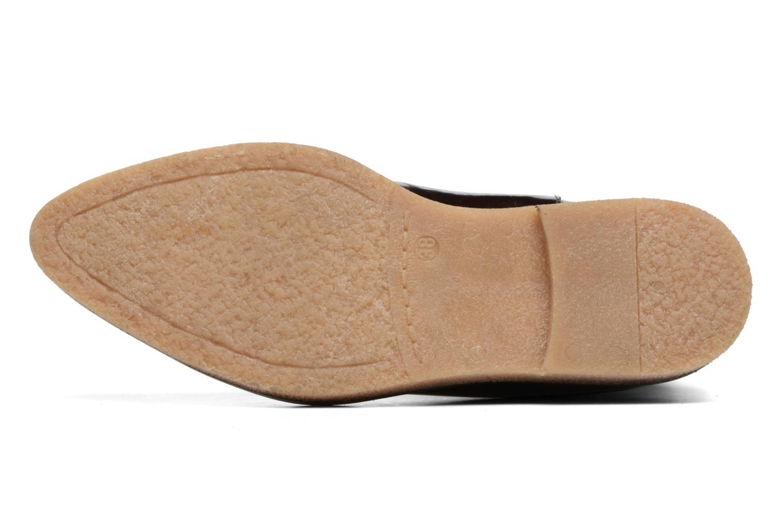 Bottines et boots Elizabeth Stuart Volis 308 Marron vue haut