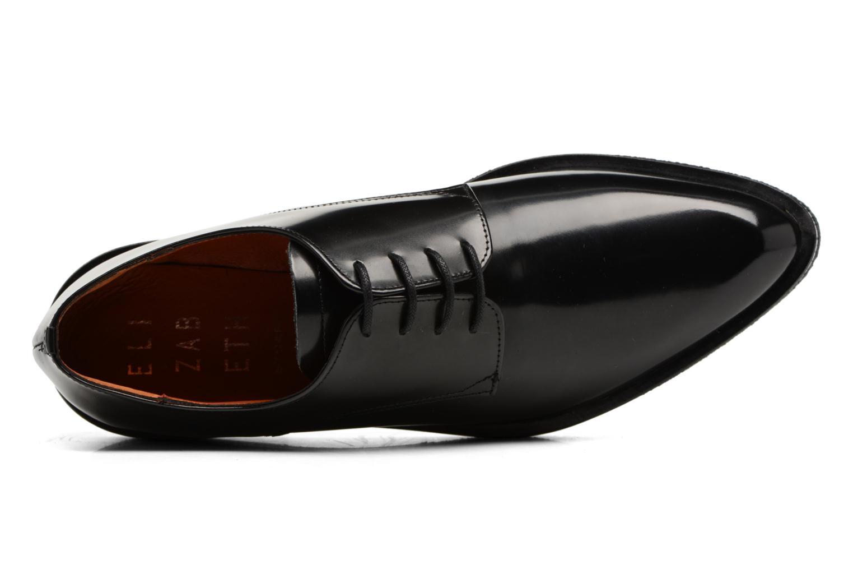 Chaussures à lacets Elizabeth Stuart Vogue 308 Noir vue gauche